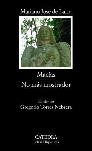 MACIAS; NO MAS MOSTRADOR