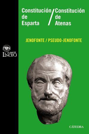 CONSTITUCION DE ESPARTA - CONSTITUCION DE ATENAS