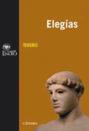 ELEGIAS (LIBRO I) EDIC. BILINGUE GRIEGO/ESPAÑOL