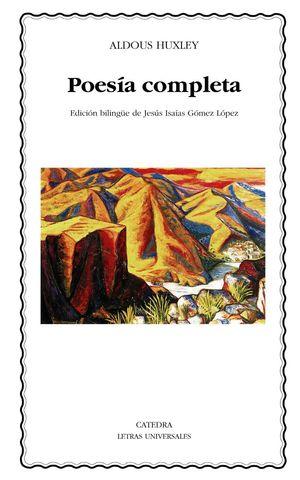 POESIA COMPLETA (BILINGUE)