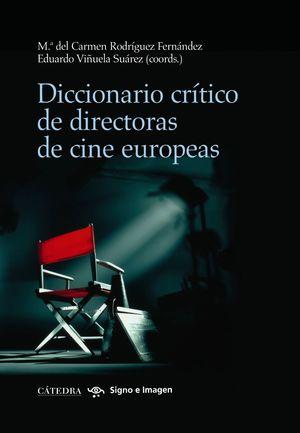DICCIONARIO CRÍTICO DE DIRECTORAS DE CINE EUROPEAS