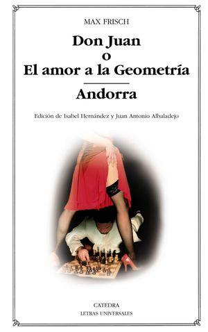 DON JUAN O EL AMOR A LA GEOMETRIA / ANDORRA