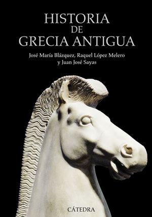 HISTORIA DE GRECIA ANTIGUA