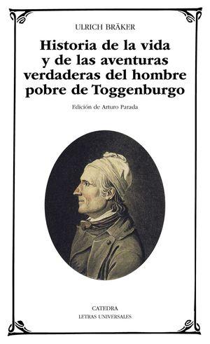 HISTORIA DE LA VIDA Y DE LAS AVENTURAS VERDADERAS DEL HOMBRE POBR