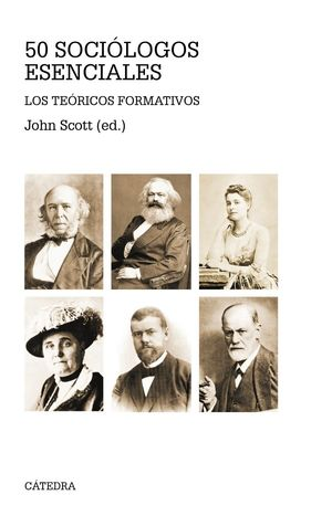 CINCUENTA SOCIÓLOGOS ESENCIALES