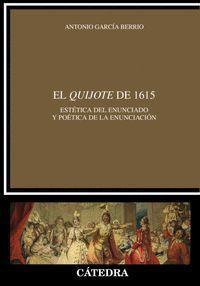 VIRTUS. EL QUIJOTE DE 1615