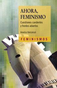 AHORA, FEMINISMO