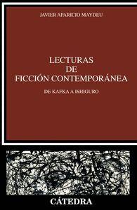 LECTURAS DE FICCION CONTEMPORANEA