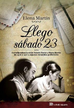 LLEGO SÁBADO 23
