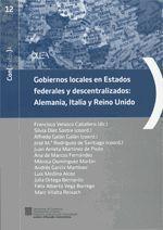 GOBIERNOS LOCALES EN ESTADOS FEDERALES Y DESCENTRALIZADOS: ALEMANIA