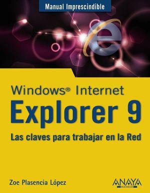 WINDOWS INTERNET EXPLORER 9