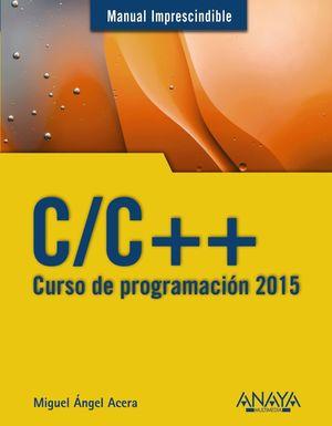 C/C++ CURSO DE PROGRAMACION 2015