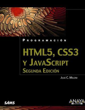 HTML5 CSS3 Y JAVASCRIPT 2ªED.
