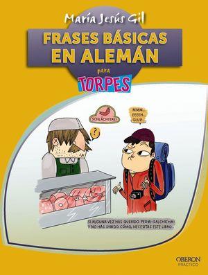 FRASES BASICAS EN ALEMAN PARA TORPES