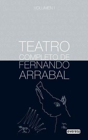 TEATRO COMPLETO DE FERNANDO ARRABAL VOL.I