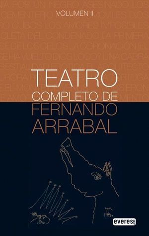 TEATRO COMPLETO DE FERNANDO ARRABAL VOL.II