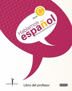 HABLAMOS ESPAÑOL. METODO DE ESPAÑOL PARA EXTRANJEROS