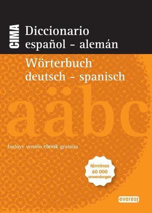 DICCIONARIO ESPAÑOL - ALEMAN