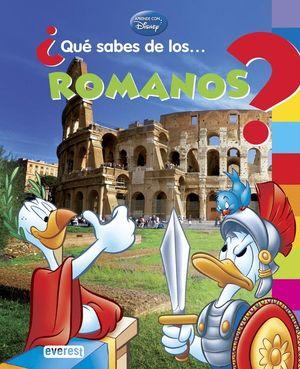 ¿QUÉ SABES DE-- LOS ROMANOS?