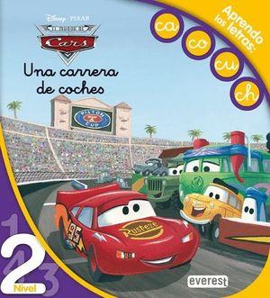 CARS. UNA CARRERA DE COCHES. LECTURA NIVEL 2