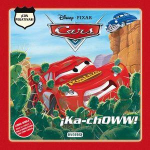 CARS. LIBRO DE LECTURA 1. ¡KA-CHOWW!/EL CAMPO DE ENTRENAMIENTO DE SARGEN