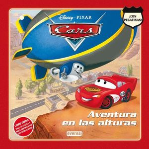 CARS. LIBRO DE LECTURA 2. AVENTURA EN LAS ALTURAS/RAMÓN SE PINTA DE AZUL