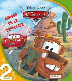 CARS. AMIGOS EN LA CARRETERA. NIVEL 2