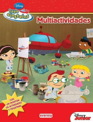 LITTLE EINSTEINS. MULTIACTIVIDADES