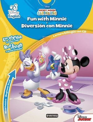 DISNEY ENGLISH. MICKEY MOUSE CLUB HOUSE. FUN WITH MINNIE / DIVERSIÓN CON MINNIE.