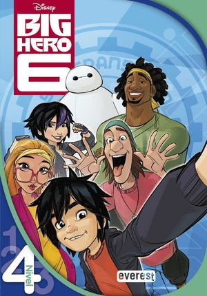 BIG HERO 6 LECTURA NIVEL 4