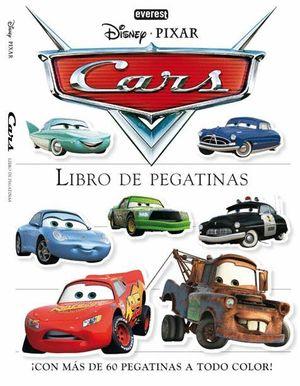 CARS. LIBRO DE PEGATINAS