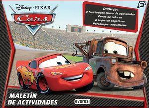 CARS 2. MALETÍN DE ACTIVIDADES