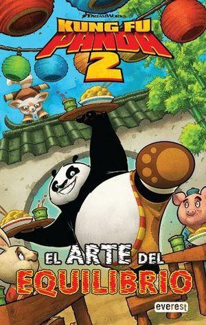 KUNG FU PANDA 2. EL ARTE DEL EQUILIBRIO. CÓMIC 1