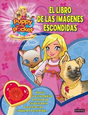 PUPPY IN MY POCKET. EL LIBRO DE LAS IMÁGENES ESCONDIDAS