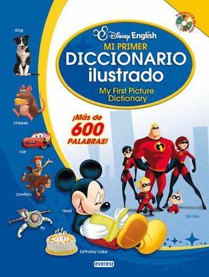DISNEY ENGLISH. MI PRIMER DICCIONARIO ILUSTRADO