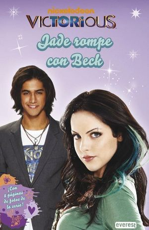 VICTORIOUS. JADE ROMPE CON BECK