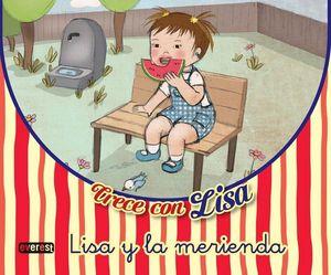LISA Y LA MERIENDA