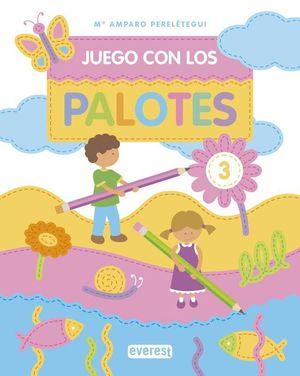 JUEGO CON LOS PALOTES 3