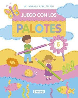 JUEGO CON LOS PALOTES 5