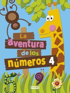 LA AVENTURA DE LOS NUMEROS 4 2013
