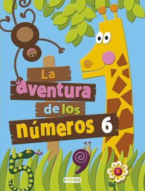 LA AVENTURA DE LOS NUMEROS 6 2013