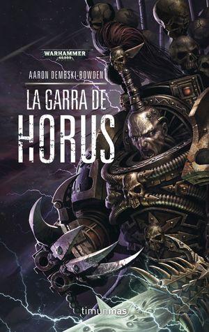 LA GARRA DE HORUS Nº 1