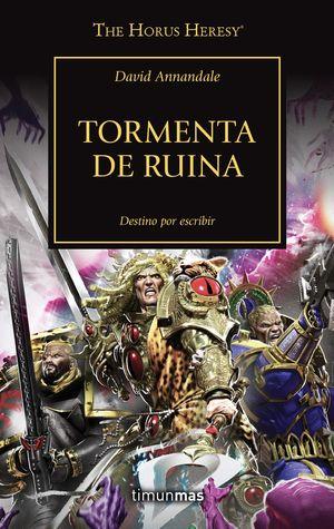TORMENTA DE RUINA