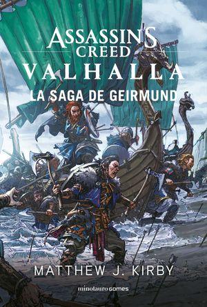 ASSASSIN'S CREED VALHALLA: LA SAGA DE GEIRMUND