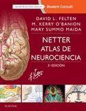 NETTER. ATLAS DE NEUROCIENCIA + STUDENTCONSULT (3ª ED.)