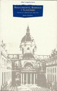 RENACIMIENTO BARROCO Y CLASICISMO 1420-1720