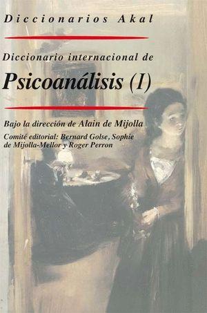 DICCIONARIO INTERNACIONAL DE PSICOANALISIS 2 VOL.