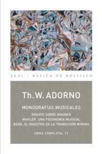 MONOGRAFIAS MUSICALES OBRA COMPLETA