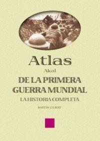 ATLAS DE LA PRIMERA GUERRA MUNDIAL