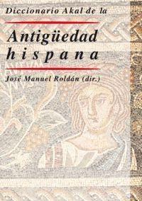 DICCIONARIO DE LA ANTIGUEDAD HISPANA  (T)